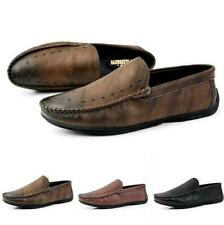 British Mens Outdoor Loafers Gommino Moccasins Driving Flats Slip On Pumps Shoes