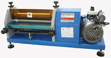 27cm Automatic Gluing Machine Glue Coating for Paper, Leather 220V Y