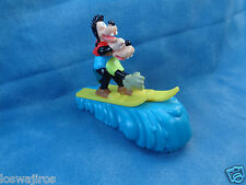Disney Burger King Goofy & Max Surfing Pullback Action Figure or Cake Topper