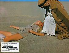 SEXY OLGA SCHOBEROVA THE VENGEANCE OF SHE  1968 VINTAGE LOBBY CARD #1