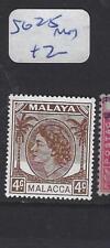 MALAYA  MALACCA  (P0507B)  QEII  4C   SG 25   MOG