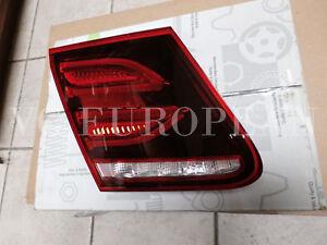 Mercedes-Benz W207 E-Class Genuine L. & R. Inner Taillight Lenses E350 E550 NEW