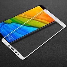 Premium 0,3 mm H9 Panzerglas Weiß Folie Glas für Xiaomi Redmi 5 Plus Schutz Neu