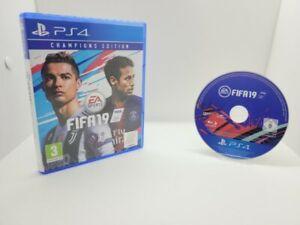 FIFA 19 Champions Edition - PS4