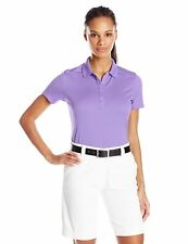 Callaway Purple Women's Size Small Short Sleeve Golf Polo Shirt