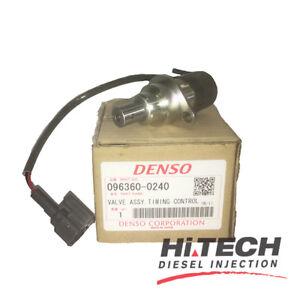 Toyota 1KZ-TE Timing Control Valve 096360-0240 - suits pump 096500-0130