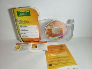 Microsoft MS Office 2007 Home and Student