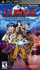 Sony Playstation Portable PSP Game LUNAR: SILVER STAR HARMONY