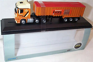 Mercedes Actros SSC Tipper Ronnie S Evans 1-76 scale New 76MB008