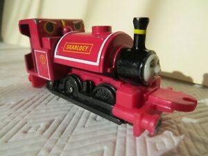 "ERTL Vintage Thomas The Tank Engine & Friends ""Scarloey"" Number 1 1997 diecast"