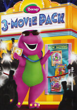 BARNEY 3-MOVIE PACK (EONE) (DVD)