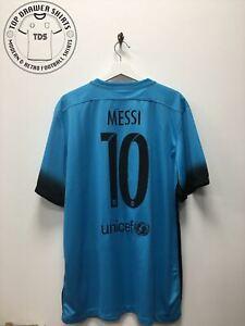 Messi Barcelona Third 3rd Football Shirt 2015/2016 Men's XL Extra Large BNWT