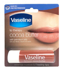 Vaseline Lip Therapy Cocoa Butter With Petroleum Jelly