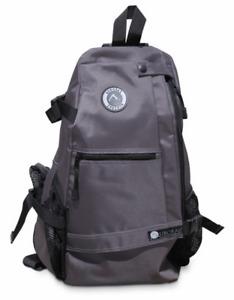 Aurorae Yoga Grey Bag Multi Purpose Crossbody Sling Backpack Trainer BP338GRY