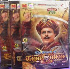 The Sword Of Tipu Sultan(Hindi 12 DVD)(English Subtitles)(Original)(Complete Set