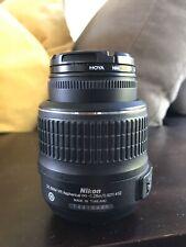 Nikon 18 - 55mm Lens