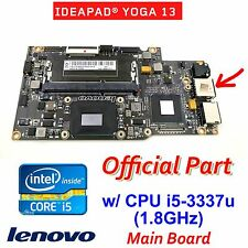 LENOVO IDEAPAD YOGA 13 w i5-3337U 1.8G CPU MOTHERBOARD11201845 90002038 NEW
