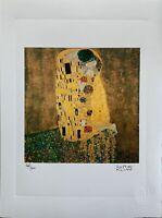Gustav Klimt - Sérigraphie Signée Et Numérotée - Stock Limite