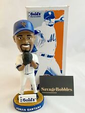 JOHAN SANTANA NEW YORK METS 2008 KIDS ONLY SGA BOBBLEHEAD Read Descriptio Bobble