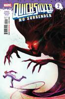 QuickSilver No Surrender #2 Martin Simmonds Main Marvel Comic 1st Print 2018 NM