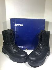 Bates Footwear GX-8 Mens Size 13 Black Safety Toe Work Boots Shoes ZW-53