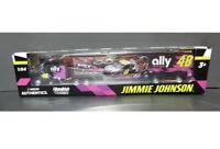 2020 NASCAR CUP SERIES JIMMIE JOHNSON #48 ALLY TEAM HAULER 1:64 SCALE Diecast