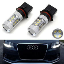 Xenon White 80W P13W LED Bulbs For Audi A4 Q5 Daytime Running Lights DRL