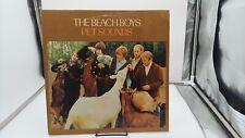 THE BEACH BOYS PET SOUNDS LP Record 1972 Alt Cover Ultrasonic Clean VG++ cVG+