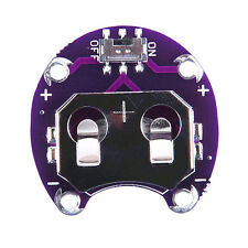 Coin Cell Battery Holder For LilyPad CR2032 Battery Mount Module For Arduino MT