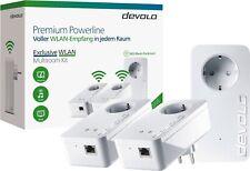 Devolo Exclusive WLAN Multiroom Kit Stromnetzadapter, extern, per App steuerbar