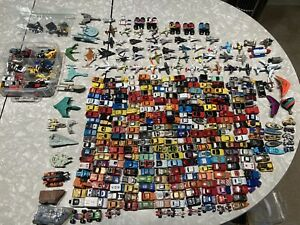 Micro Machines 80s/90s Huge Lot 350+ Vehicles Galoob Vintage