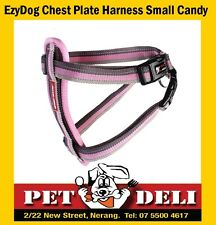 EzyDog Chest Plate Dog Car Harness Small Candy - Free Fastway Courier