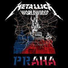 METALLICA / World Wired Tour / Letňany Airport, Prague, CZE - August 18, 2019