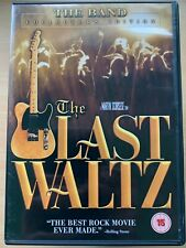The Last Waltz DVD 1978 Martin Scorsese / The Band Clapton Concert Film Movie