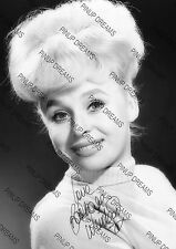 Vintage Wall Art Poster Print of a Young Movie Actress Barbara Windsor re-print