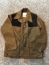 Westernfield Vintage Montgomery Ward Bird Hunting Jacket Size Large