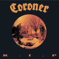 CORONER - R.I.P.   VINYL LP NEW!
