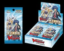 1x  Triumphant Return of the King of Knights:  Booster Box New Sealed Product -