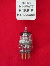 Tube e186f philips examiné nos nouveau goldpins tube 7737 New valve valvula valvola