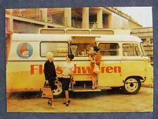 Robur Fleischverkaufswagen LO 2500 IFA DDR AK Werbekarte /83
