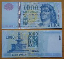HUNGARY 1000 Forint Paper Money 2006 UNC