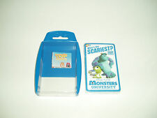 "TopTrumps Disney Pixar ""Monsters University "". . (New and Sealed). 2013."