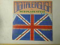 Digital English Presents Dub Plate Style Vol 1-Various Artists Vinyl LP