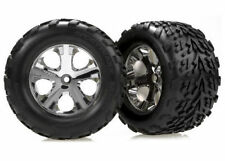 Traxxas Set RC Model Vehicle Wheels, Tires, Rims & Hubs