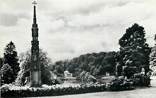 s06285 Stourhead Pleasure Grounds, Bristol Cross, Bristol, England RP postcard