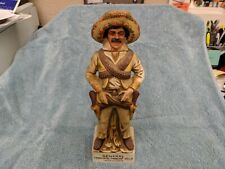 "General Francisco ""Pancho"" Villa Tequila Decanter - September 1972 - Empty"
