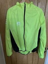 Optimim Fluorescent Cycling Jacket - Medium Mens