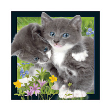 Worth Keeping 3D Lenticular Post Card - KITTENS - #WK-PC-087