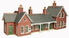 Metcalfe PO237 00 Country Station Cardboard Kit