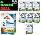 8 Boxes Holle  2 Organic New Formula with DHA  - Holle stage 2 - Exp. 11/2/2022+
